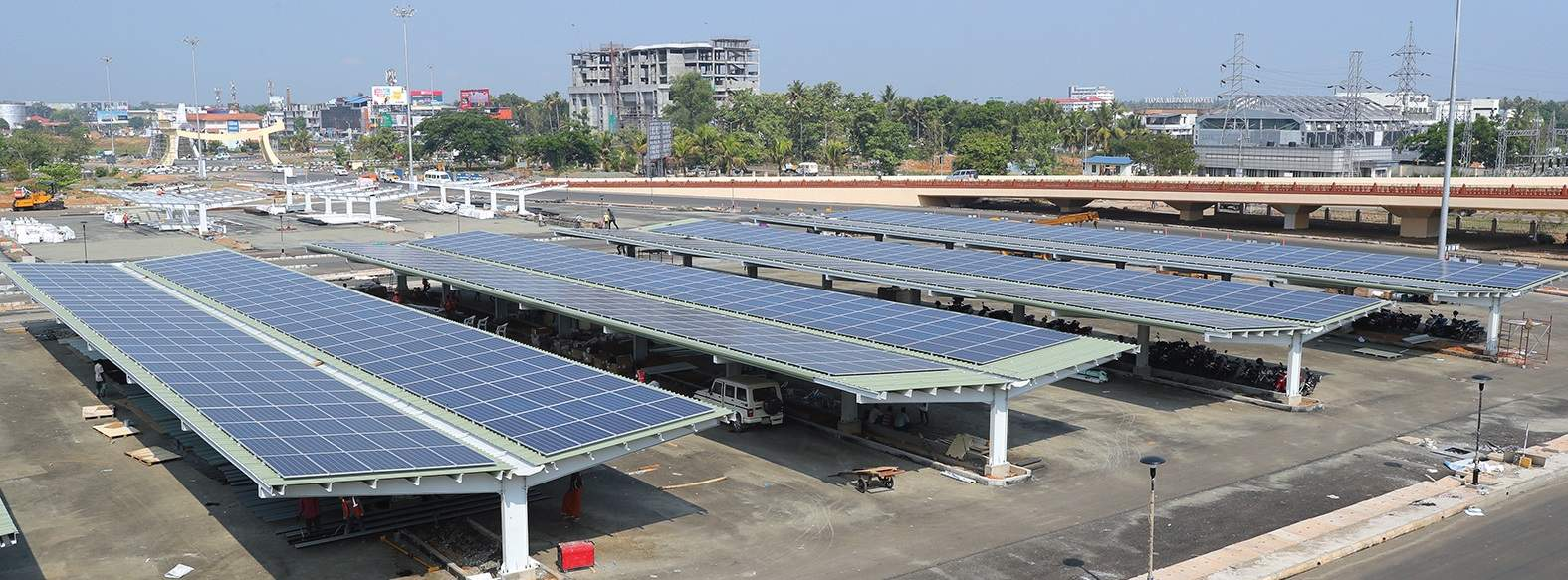Solar Parking Solutions Svs Parking Company Parking And